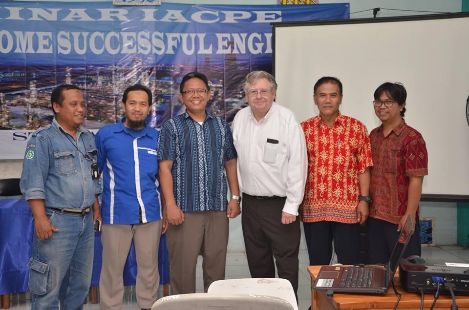 "Seminar IACPE ""Keys to Become a Successful Engineer"""